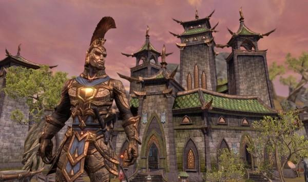 The Elder Scrolls Online: новая информация об игре