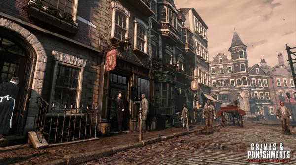 Sherlock Holmes: Crimeand Punishments