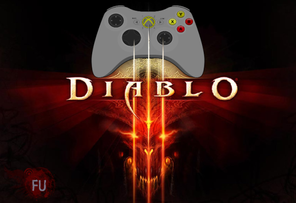 Diablo 3 на консоли