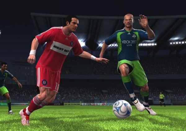Студия ЕА заключила новый договор с Fifa