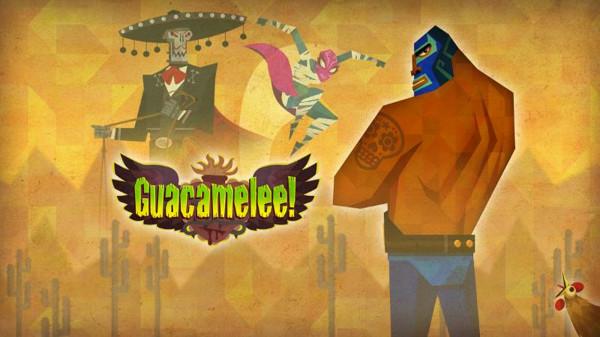 Мексиканские  зомби в Guacamelee