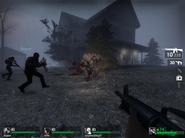 Заметки о Left 4 Dead All Director от Уоррена Спэктра