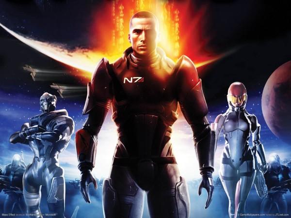 Мнение группы разработчиков игра в серии Mass Effect