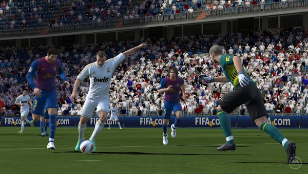 FIFA и EA sрorts увеличили время действия соглашения о лицензии до 2022 г