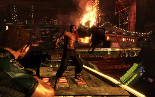 ПорталVG247 о Resident Evil 7