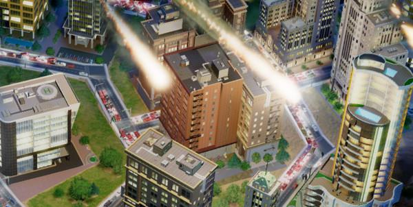 Обзор SimCity