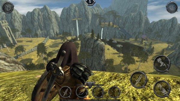 Что скрывает в себе Ravensword: Shadowlands