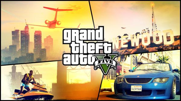 Новости о Grand Theft Auto 5