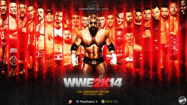 Объявлены даты выхода WWE 2k14 и NBA 2k14