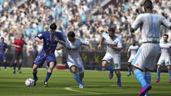 Первые взгляды на игру FIFA 14