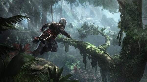 Релиз  Assassin's Creed 4 Black Flag ожидается в октябре