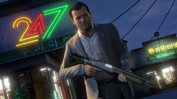 Новые подробности о Grand Theft Auto 5