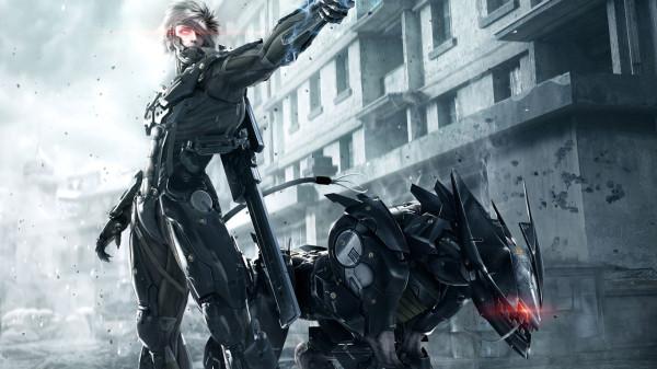 Что нам предлагают в Metal Gear Rising?