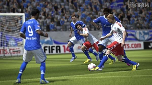 Какие возможности будут в FIFA 14 на PC?