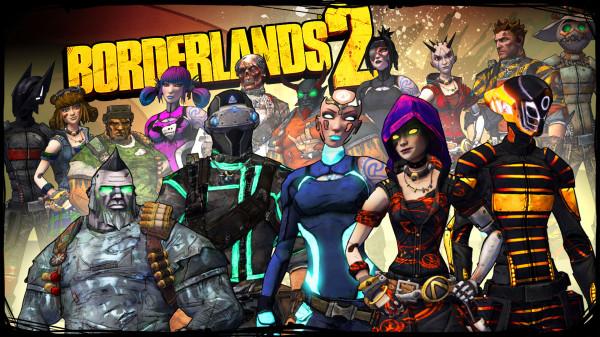 Новое дополнение Borderlands 2