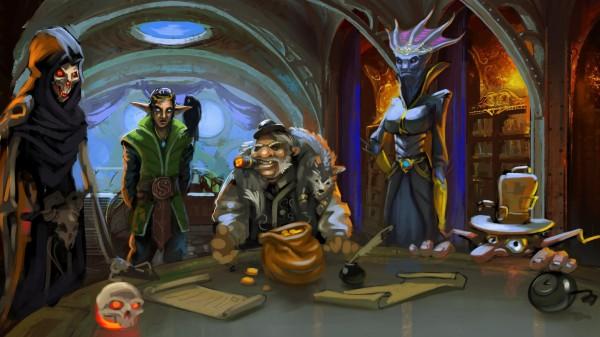 Через три месяца появится Divinity: Dragon Commander