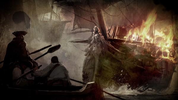 В Assassin's Creed можно поиграть за пирата