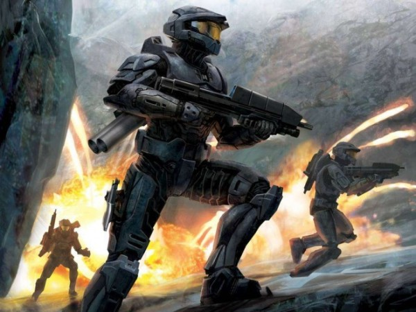 Майкрософт регистрирует домены игры Halo