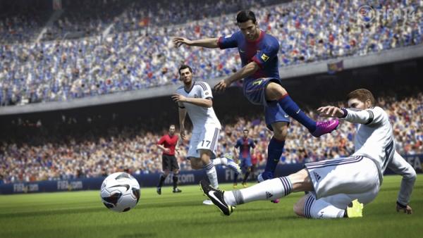 Цена FIFA 14 на Xbox и PlayStation 4 будут самыми высокими за всю историю игры
