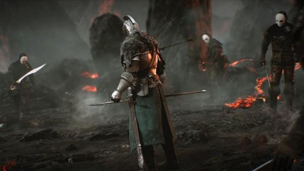 На  Е3 показали публике  Dark Souls 2