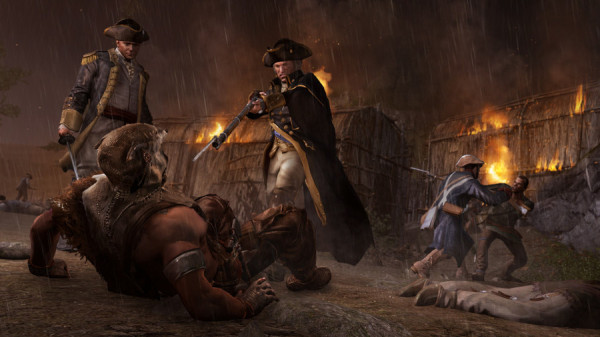 Выход дополнения к третьей части Assassin's Creed
