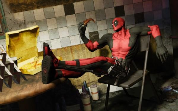 Сегодня состоится релиз игры Deadpool