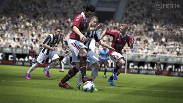 Компания Electronic Arts анонсировала версии  FIFA на мобильных устройствах