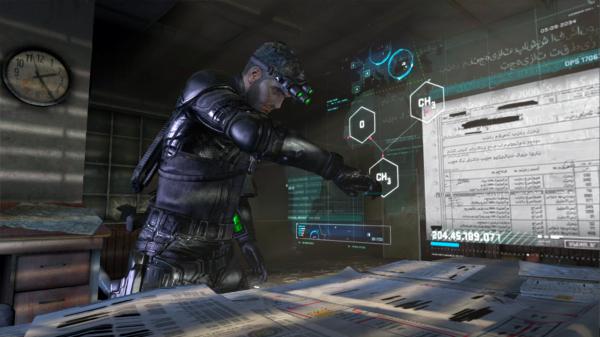 Шпионский боевик Tom Clancy's Splinter Cell: Blacklist