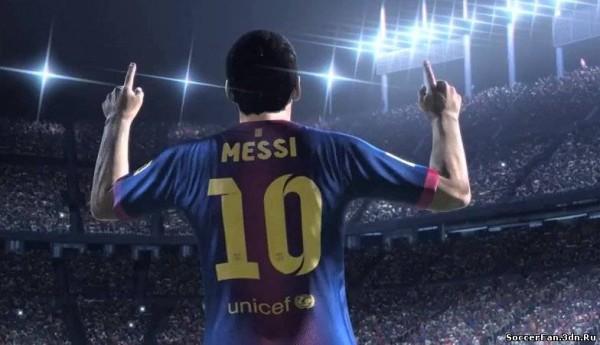 Разработчикам FIFA 14 уже нечем удивлять фанатов своей игры