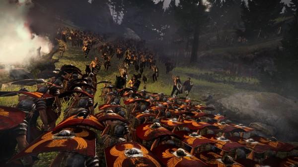 Стали известны системные требования Total War: Rome 2