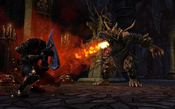 Онлайн в The Elder Scrolls