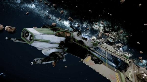 Для любителей космоса выпустили Star Citizen