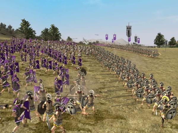 Скоро выйдет самая ожидаемая стратегия Total War: Rome