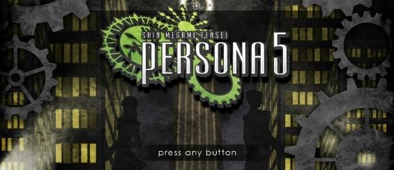 Ожидаем полноценный анонс Persona 5