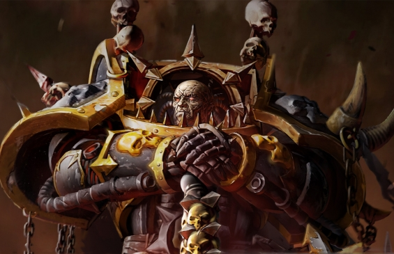 Новая версия Warhammer 40.000: Eternal Crusade