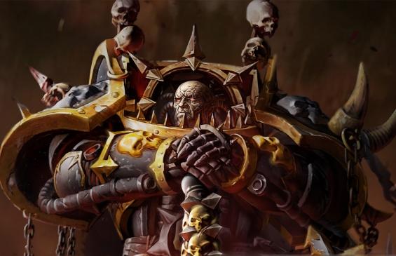 Новая версия Warhammer 40.000: Eternal Crusade