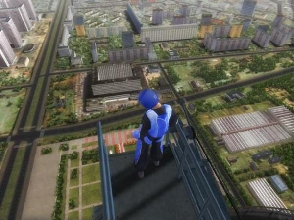 BaseJumping. Симулятор парашютного спорта