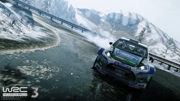 Анонс WRC 4  от студии Milestone