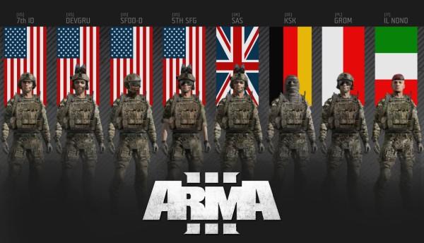 Релиз Arma 3 следует ожидать в сентябре