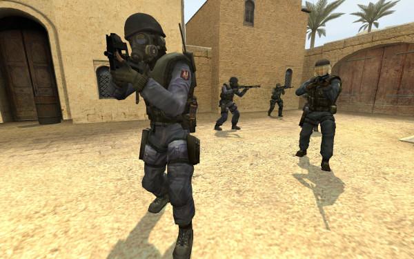 Все о нестареющей игре  Counter-Strike: Source