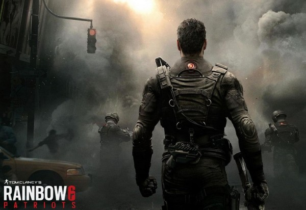 Разработчики не готовы показать Rainbow 6: Patriots