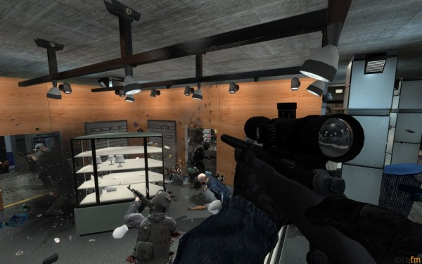 Новый проект Tactical invervention