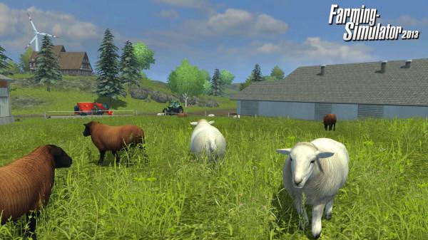 Для всех фермеров  - Farming Simulator 2013
