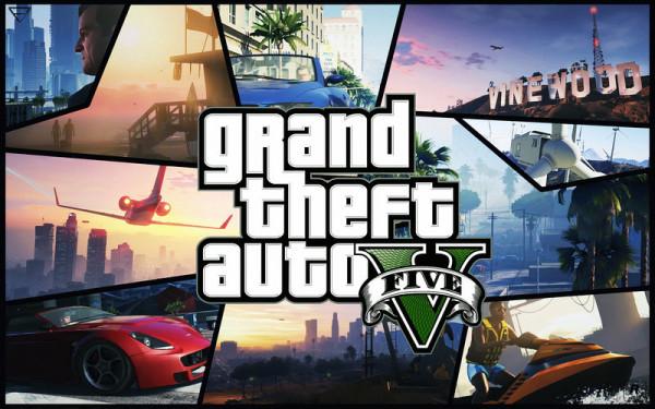 GTA 5 – долгожданная премьера