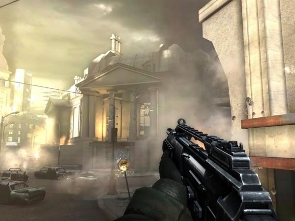 Несколько скриншотов несостоявшейся Black 2