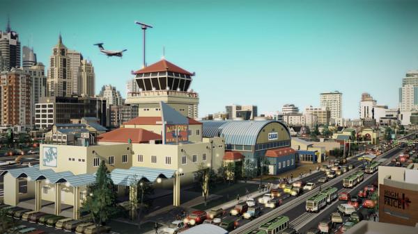 SimCity на Мак и ПК совместимы