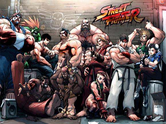 Street Fighter не остановится на 4 части