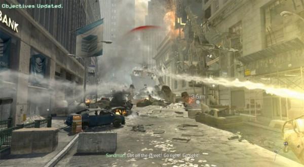 Премьера последней части Call of Duty