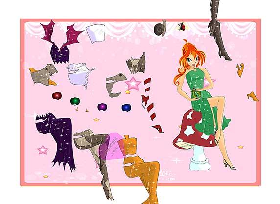 Флеш игры для девочек