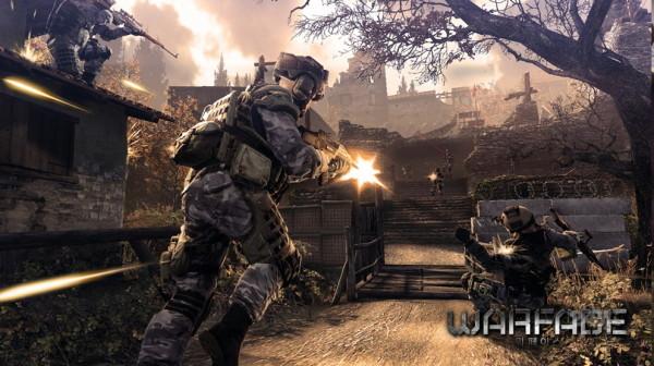 Новая битва Warface
